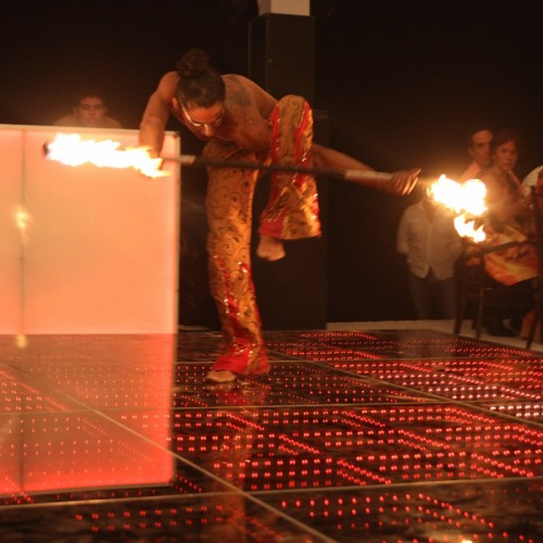 Wedding cancun-Planners-fire shows for events-fire shows company-18