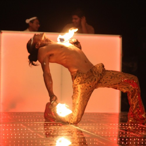 Wedding cancun-Planners-fire shows for events-fire shows company-25