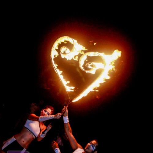 Wedding cancun-Planners-fire shows for events-fire shows company-40