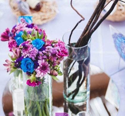 Las Flores ideales para una boda en la playa