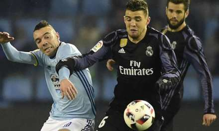El temporal obliga a suspender el Celta-Real Madrid