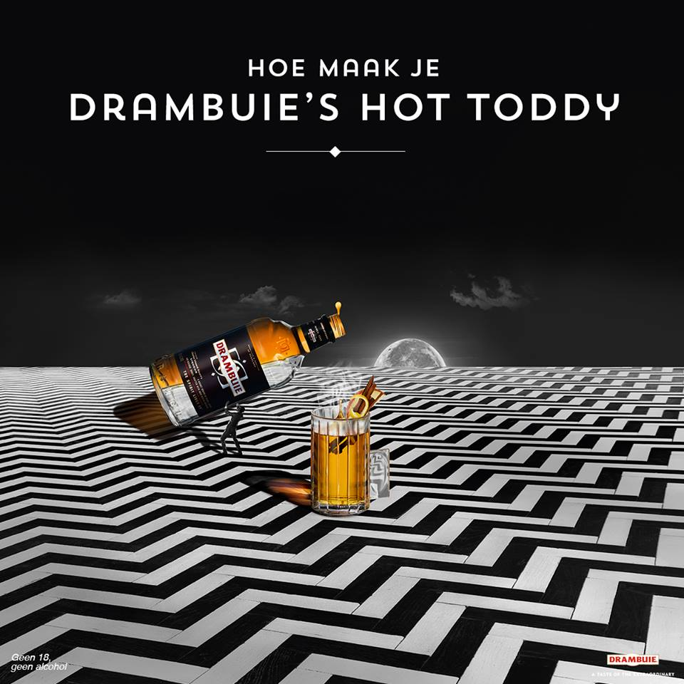 Drambuie Hot Toddy