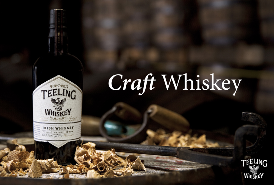 Teeling Whiskey week bij DH17!