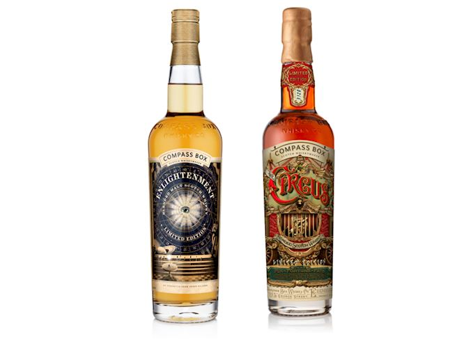 Compass Box Circus & Enlightenment
