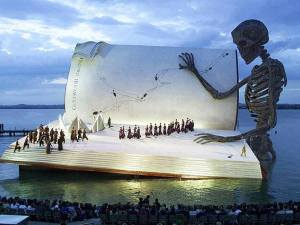 Skeleton with book