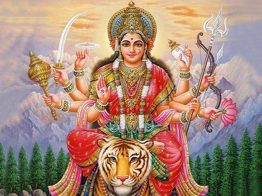 Praying to Goddess Durga will provide relief for Kanya Rashi natives