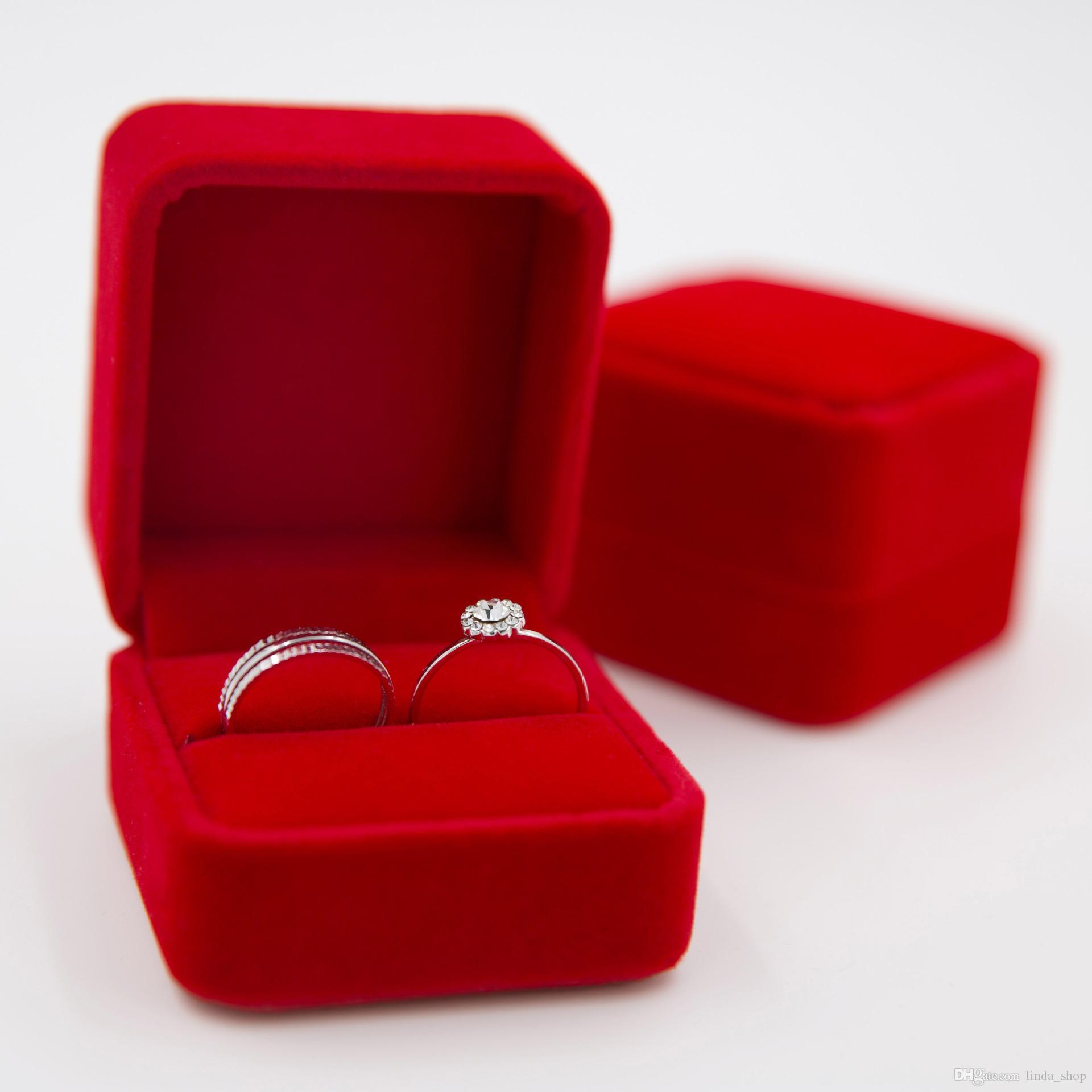 Stupendous Ceremony Uk Ring Bearer Wedding Ring Boxes Velvet Round Red Ring Box Jewelry Boxeswedding Ring Box 2018 From Wedding Ring Box Wedding Decor Ideas Wedding Ring Box wedding rings Wedding Ring Box