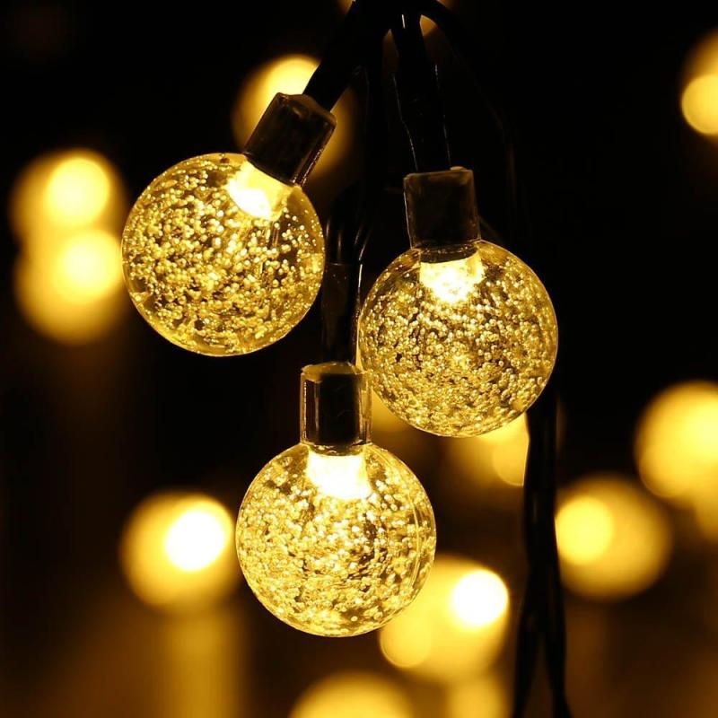 Large Of Outdoor Solar String Lights