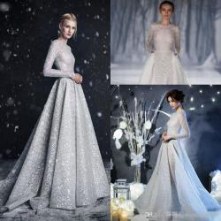 Small Crop Of Silver Wedding Dresses