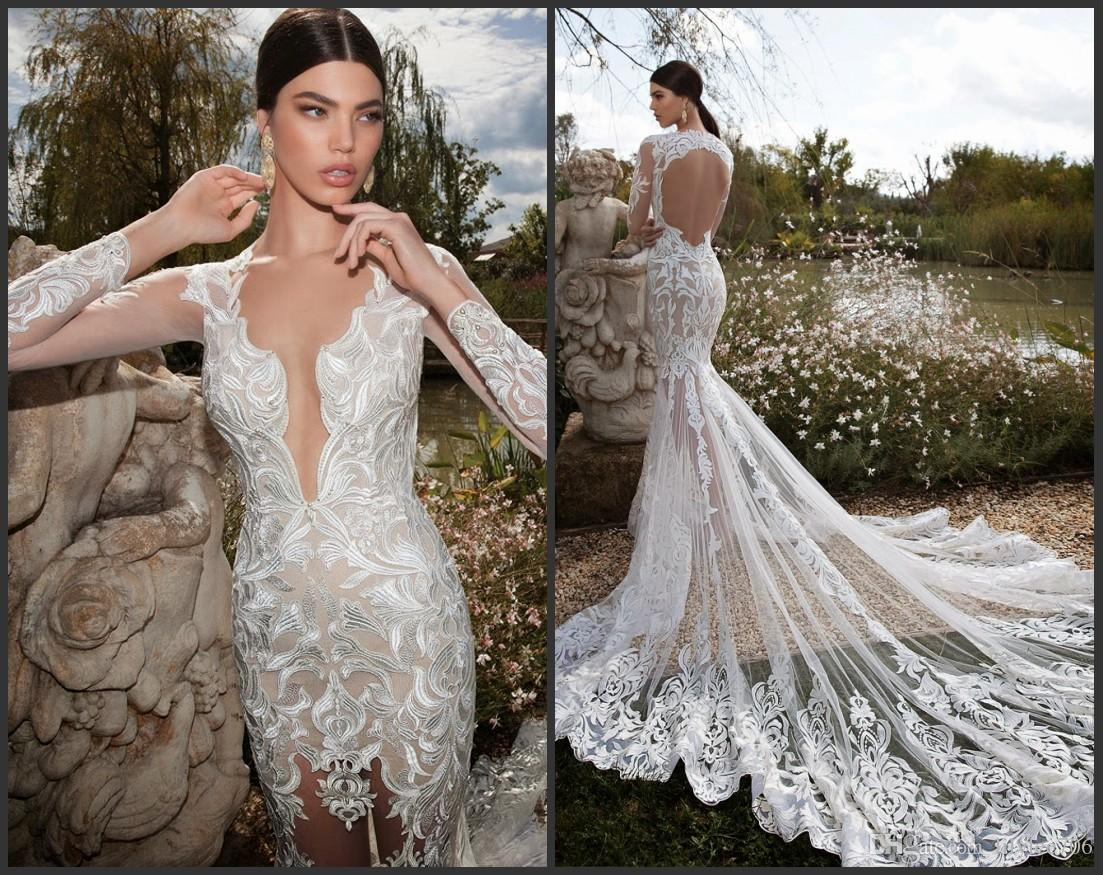 39 sexy wedding dresses Wedding Sexy Wedding Dresses Images berta bridal sexy wedding dress deep v neck sheer long