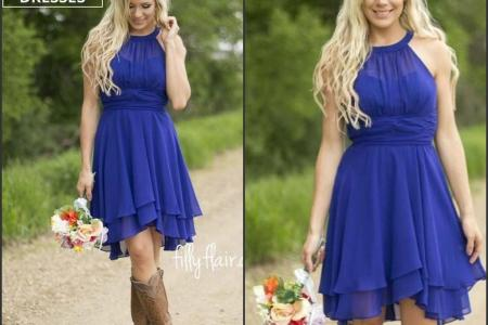 only 79 country style bridesmaid dresses