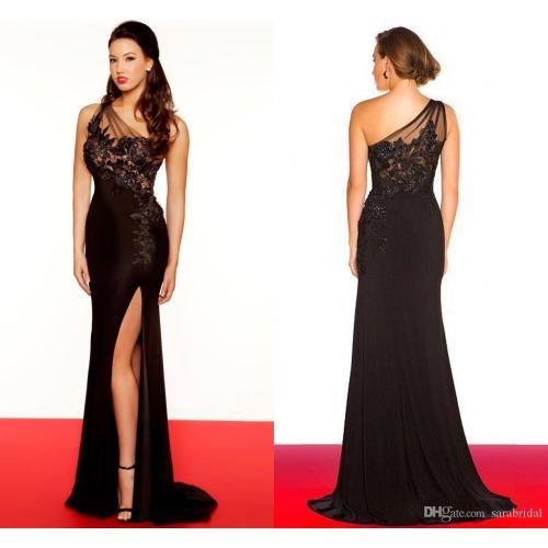 Medium Crop Of One Shoulder Dresses