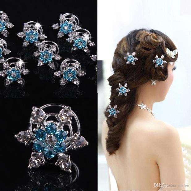vintage bridal hair clips accessories 2016