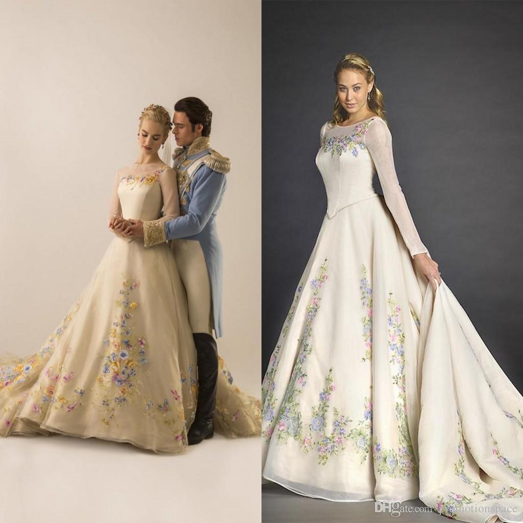Fullsize Of Cinderella Wedding Dress