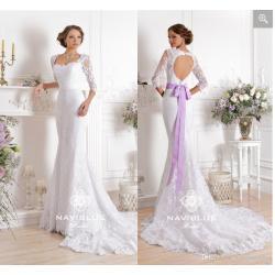 Small Crop Of Lavender Wedding Dress