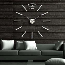Comely Mirror Wall Clock Inch Mirror Wall Diy Room Home Decorbell Mirror Wall Clock Decorating Inspiration Wall Clock Designs