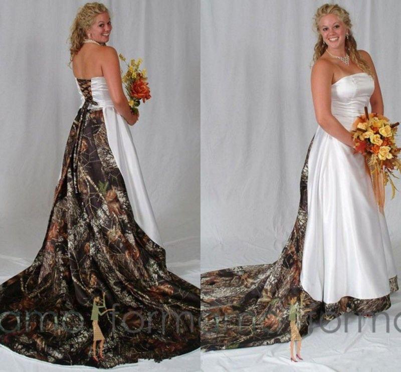 Large Of Camo Wedding Dresses