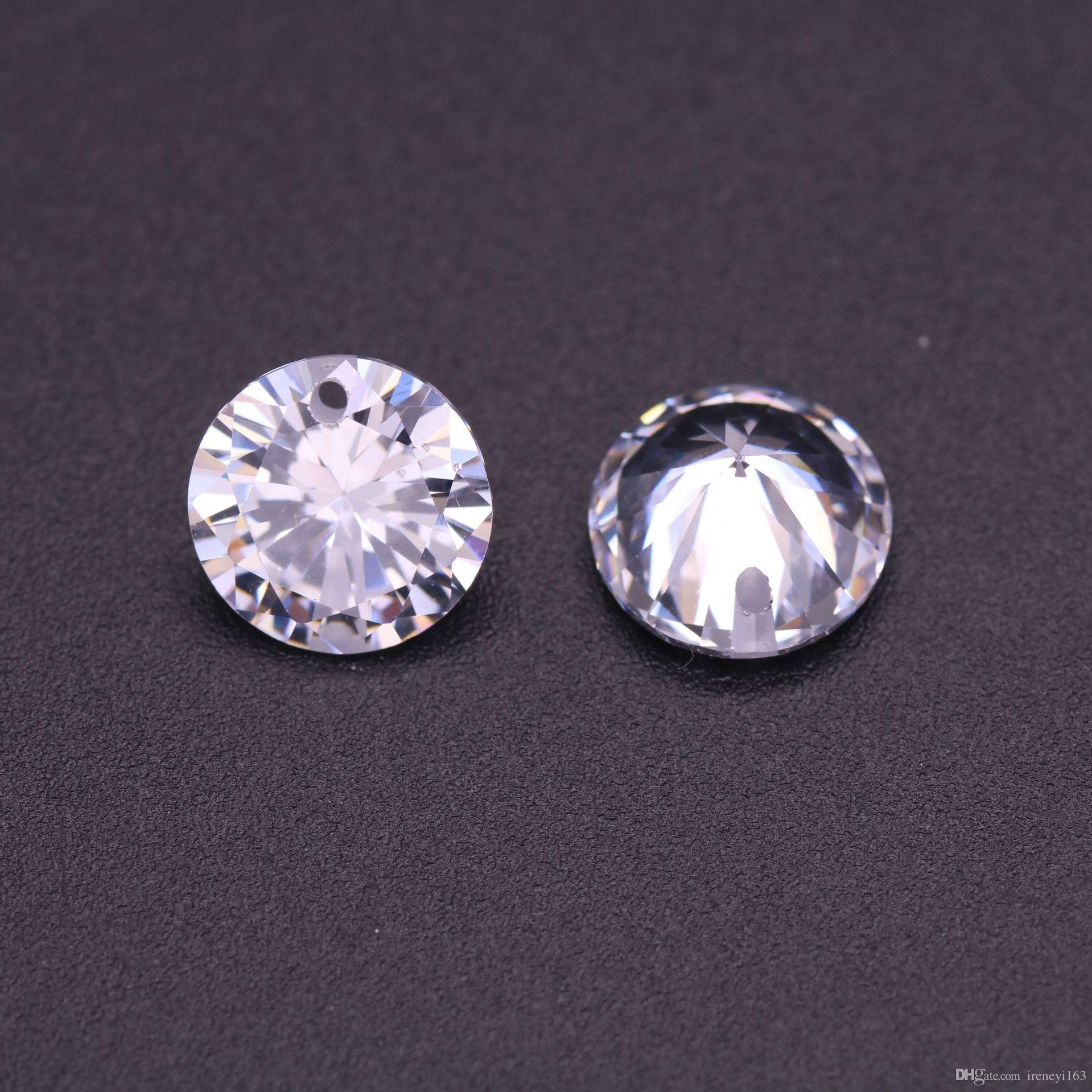 Fullsize Of Cubic Zirconia Vs Diamond
