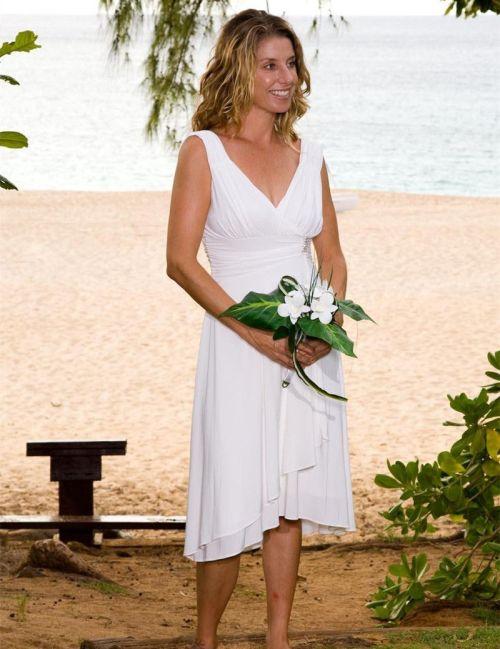 Medium Of Casual Wedding Dress