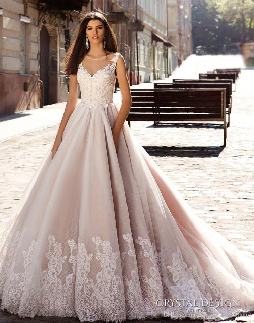 Medium Of Ivory Wedding Dresses