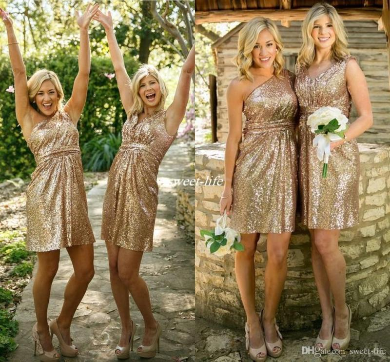 Large Of Gold Bridesmaid Dresses