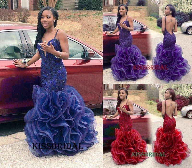 Large Of Mermaid Prom Dress