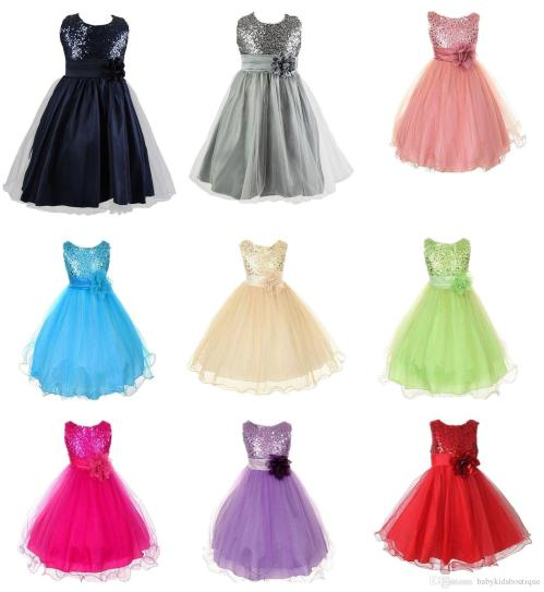 Medium Of Girls Party Dresses