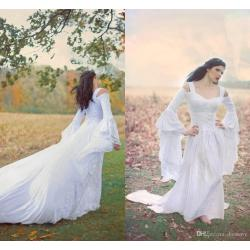 Small Crop Of Custom Wedding Dress