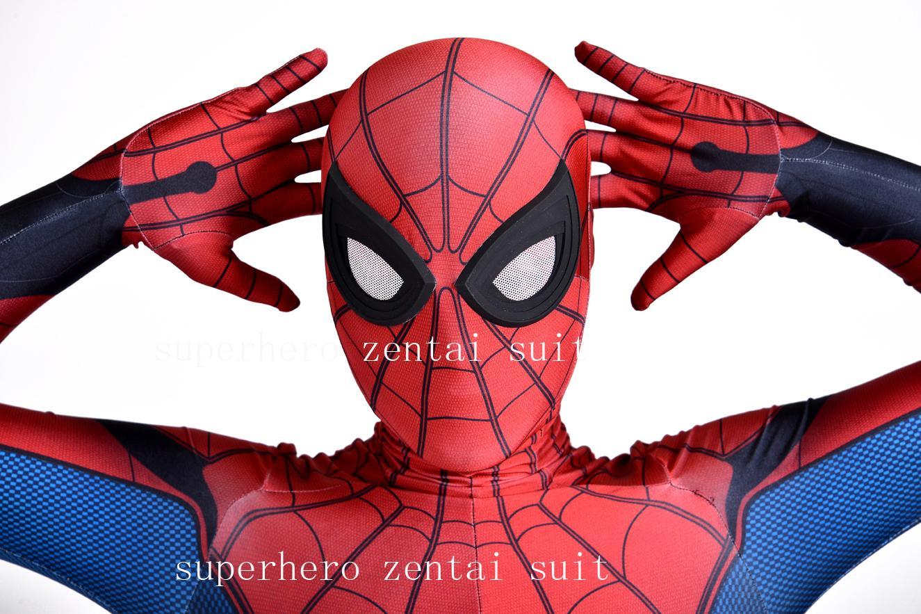 Fullsize Of Spiderman Costume For Kids
