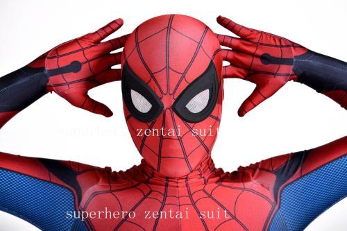 Medium Of Spiderman Costume For Kids