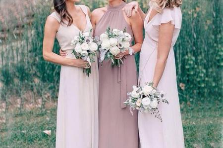 country style 2016 cheap bridesmaid dresses