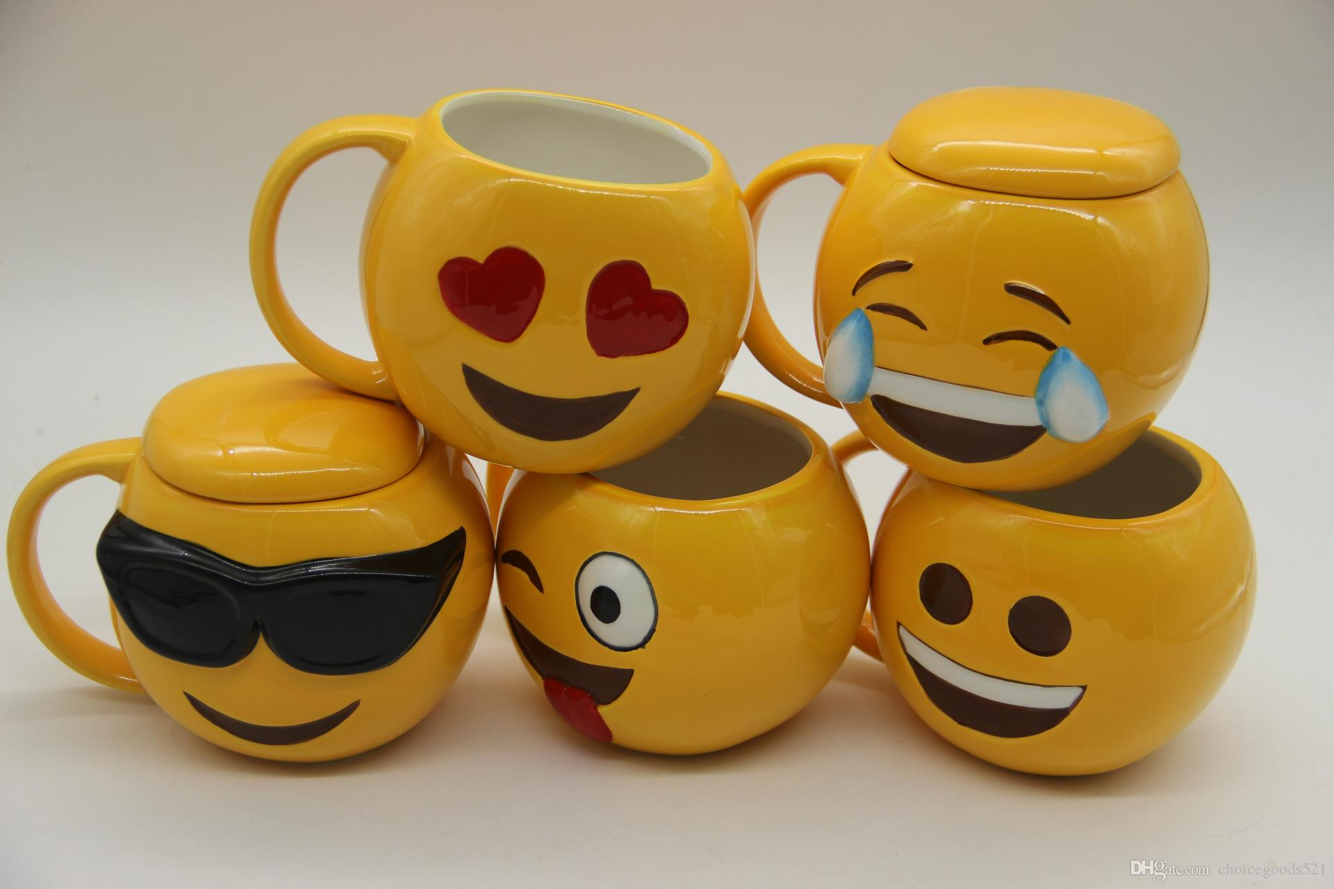 Supple Sad Couple Mugs Coffee Cups From Store Wholesale Dishes Utensils At Get Designs Get Designs Smiling Face Emoji Mug Porcelain Poop Shit Cupcartoon Amused furniture Coffee Cups Design