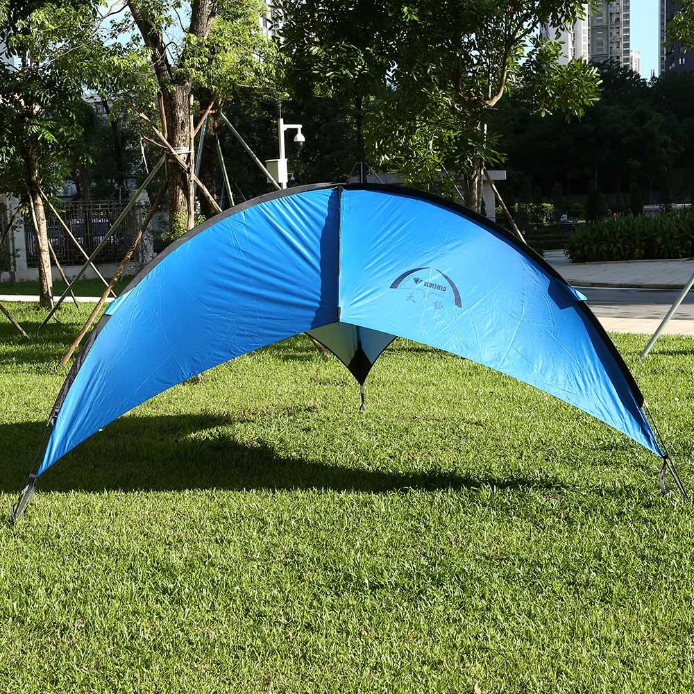 Upscale Hiking Camping Tenttents Wholesale Bluefield Beach Canopy Tent Sun Shade Patio Cabana Outdoor Wholesale Bluefield Beach Canopy Tent Sun Shade Patio Cabana Outdoorcamping Picnic Table Tent Fabl baby Beach Sun Shade