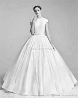 Small Of Drop Waist Wedding Dress