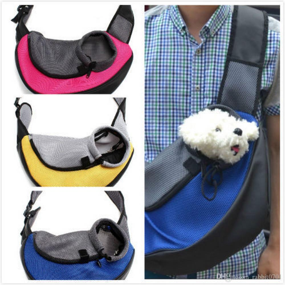 Eye Discount Pet Carrier Carrying Cat Dog Puppy Small Animal Sling Front Carriermesh Comfort Travel Tote Shoulder Bag Pet Backpack From China Discount Pet Carrier Carrying Cat Dog Puppy Small Animal S bark post Dog Carrier Sling