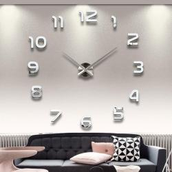 Small Crop Of Large Wall Clock