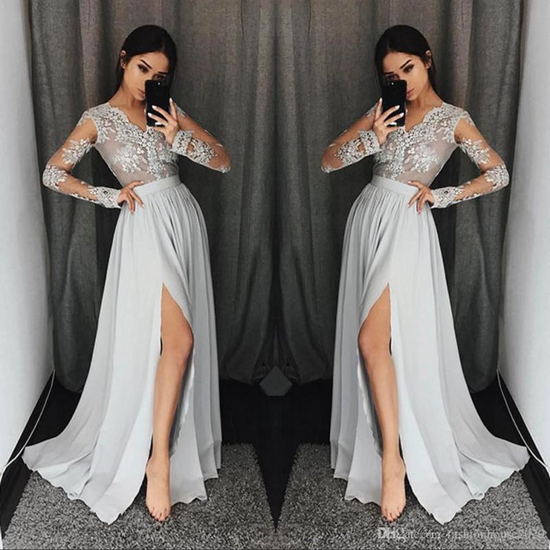 Large Of Long Sleeve Formal Dresses