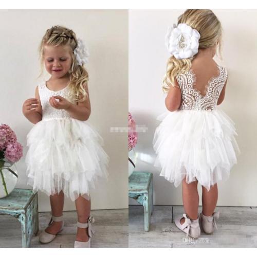 Medium Crop Of Toddler Flower Girl Dresses