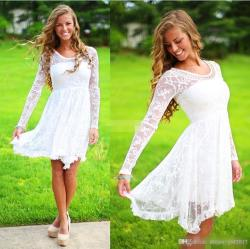 Small Of Casual Wedding Dresses