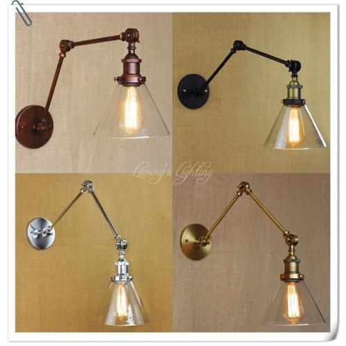 Medium Crop Of Swing Arm Wall Lamp