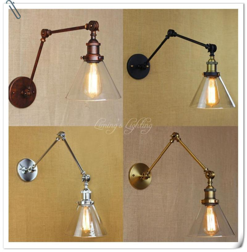 Large Of Swing Arm Wall Lamp