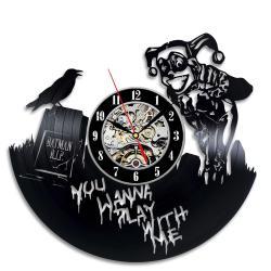 Small Of Boys Wall Clock