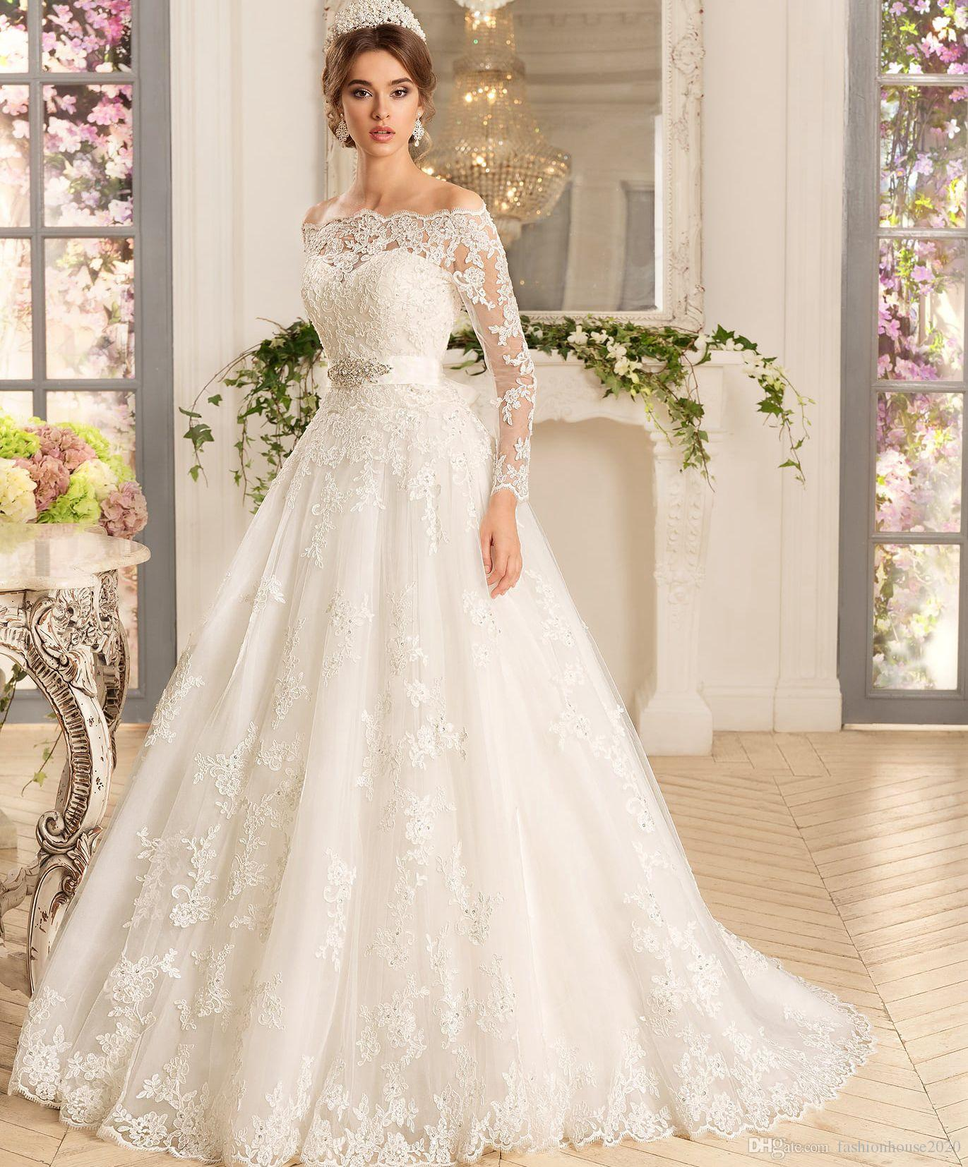 Fullsize Of Wedding Dresses With Sleeves