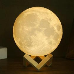 Small Of Moon Night Light