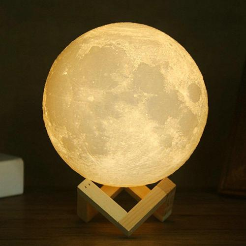 Medium Of Moon Night Light