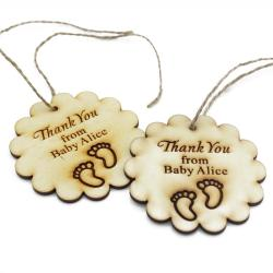 Small Of Thank You Tags