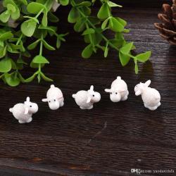 Gracious 2018 Kawaii Mini Sheep Animals Home Micro Fairy Garden Figurines Miniaturesdoll Toys Home Garden Decor Diy Accessories From 2018 Kawaii Mini Sheep Animals Home Micro Fairy Garden Figurines