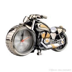 Sterling Motorcycle Motorbike Quartz Alarm Clock Desk Table Clock Homebirthday Gift Clock Drop Shipping Desk Clock Motorcycle Clock Alarm Clockonline Motorcycle Motorbike Quartz Alarm Clock Desk Table