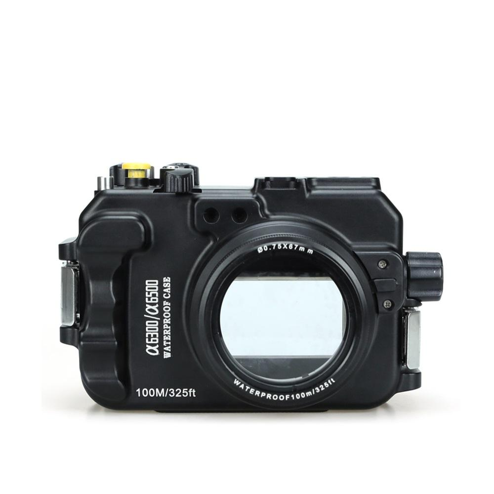 Flossy Sony Sony A6300 Vs A6500 Image Quality Sony A6300 Vs A6500 Overheating Sony Compatible Underwater Waterproof Case From 2018 Pro Aluminum Camera Housing 2018 Pro Aluminum Camera Housing dpreview Sony A6300 Vs A6500