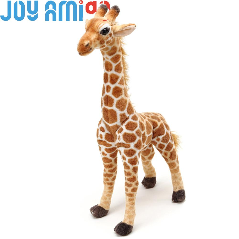 Floor Jocelyn Giraffe Yellow Giraffe Stuffed Animal Large Lifelike Realistic Soft Toy L Gift Stuffed Animals Cheap Stuffed Jocelyn Giraffe Yellow Giraffe Stuffed Animal Large baby Giraffe Stuffed Animal